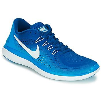 Zapatos Hombre Running / trail Nike FLEX 2017 RUN Azul