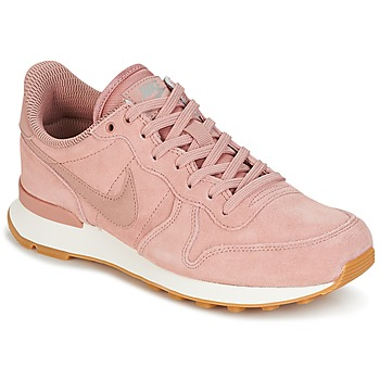 Zapatos Mujer Zapatillas bajas Nike INTERNATIONALIST SE W Rosa