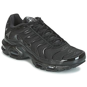 Zapatos Hombre Zapatillas bajas Nike AIR MAX PLUS Negro