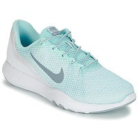 Zapatos Mujer Fitness / Training Nike FLEX TRAINER 7 REFLECT W Blanco / Verde