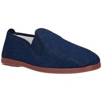 Zapatos Hombre Slip on Potomac 295   (C) Hombre Tejano bleu