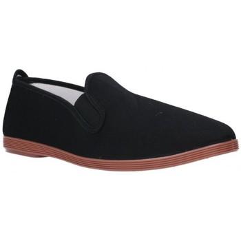 Zapatos Hombre Alpargatas Potomac lonas hombre - noir