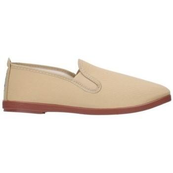 Zapatos Hombre Alpargatas Potomac lonas hombre - beige