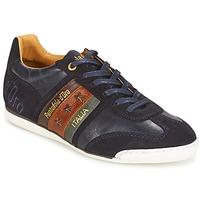 Zapatos Hombre Zapatillas bajas Pantofola d'Oro IMOLA UOMO LOW Azul