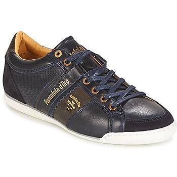 Zapatos Hombre Zapatillas bajas Pantofola d'Oro SAVIO UOMO LOW Azul