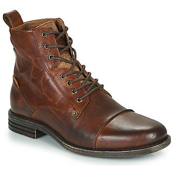 Zapatos Hombre Botas de caña baja Levi's EMERSON Marrón