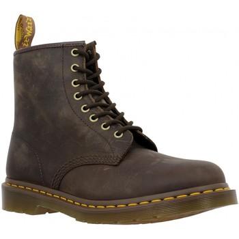 Zapatos Mujer Botas de caña baja Dr Martens 77591 Marrón