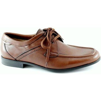 Zapatos Hombre Derbie Lion LIO-CCC-20684-TA Marrone