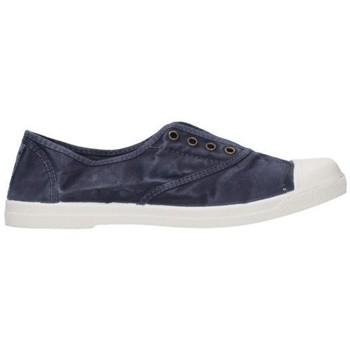 Zapatos Mujer Bailarinas-manoletinas Natural World 102E bleu