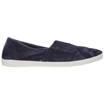 Zapatos Hombre Alpargatas Natural World 305E bleu