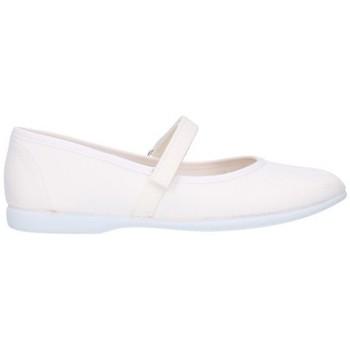 Zapatos Niña Bailarinas-manoletinas Batilas 11301 blanc
