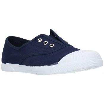 Zapatos Niña Zapatillas bajas Batilas LONAS NIÑA - bleu