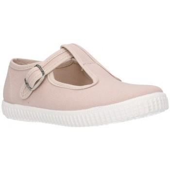 Zapatos Niño Bailarinas-manoletinas Batilas 52601 bleu