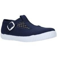 Zapatos Mujer Zapatillas bajas Batilas 52601 Niño Azul marino bleu