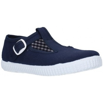 Zapatos Niño Zapatillas bajas Batilas LONAS NIÑOS - bleu