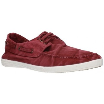 Zapatos Hombre Zapatillas bajas Natural World 303E Hombre Burdeos rouge