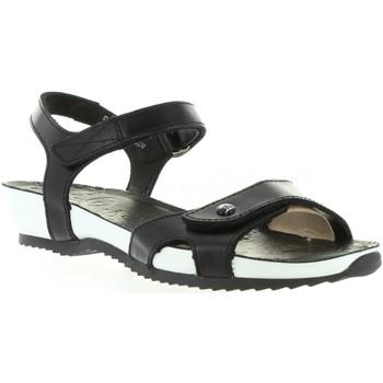Zapatos Mujer Sandalias Panama Jack DANIA BW B1 Negro