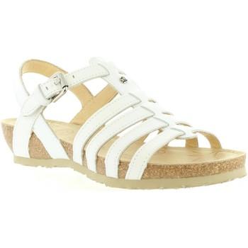 Zapatos Mujer Sandalias Panama Jack DUNA BASICS B4 Blanco