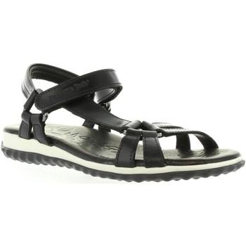 Zapatos Mujer Sandalias Panama Jack CARIBEL BW B1 Negro