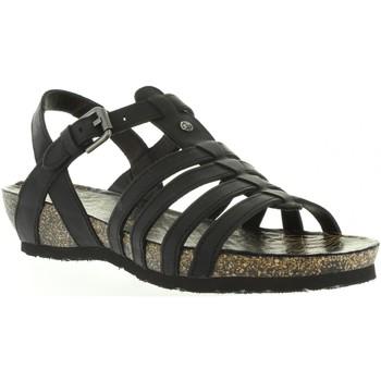 Zapatos Mujer Sandalias Panama Jack DUNA BASICS B1 Negro