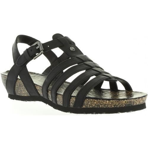 Gran descuento Zapatos especiales Panama Jack DUNA BASICS B1 Negro
