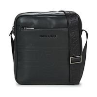 Bolsos Hombre Bolso pequeño / Cartera Versace Jeans ELOUHO Negro