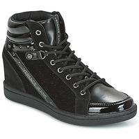 Zapatos Mujer Zapatillas altas Versace Jeans GERFI Negro