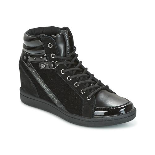 Gran descuento Zapatos especiales Versace Jeans GERFI Negro