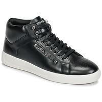 Zapatos Hombre Zapatillas altas Versace Jeans TERMI Negro