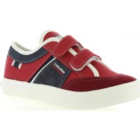 Zapatos Niños Deportivas Moda Lois Jeans 60017 Rojo