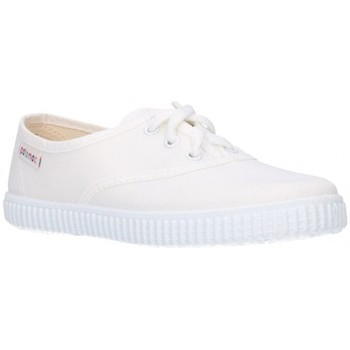 Zapatos Niño Zapatillas bajas Potomac 291 Niño Blanco blanc