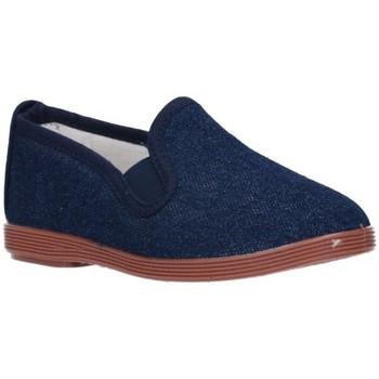 Zapatos Niño Slip on Potomac 295  (N) Niño Tejano bleu