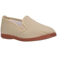 Zapatos Niño Deportivas Moda Potomac LONAS NIÑOS - beige