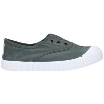 Zapatos Niño Zapatillas bajas Potomac 292     (antracita) Niño Gris gris