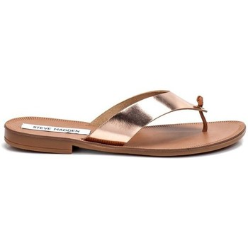 Zapatos Mujer Chanclas Steve Madden Jaymee rose-gold rose-gold