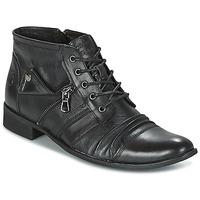 Zapatos Hombre Botas de caña baja Kdopa BALTIC Negro