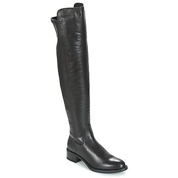 Zapatos Mujer Botas a la rodilla Unisa ELVIS Negro