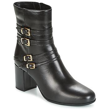 Zapatos Mujer Botines Unisa OPRA Negro