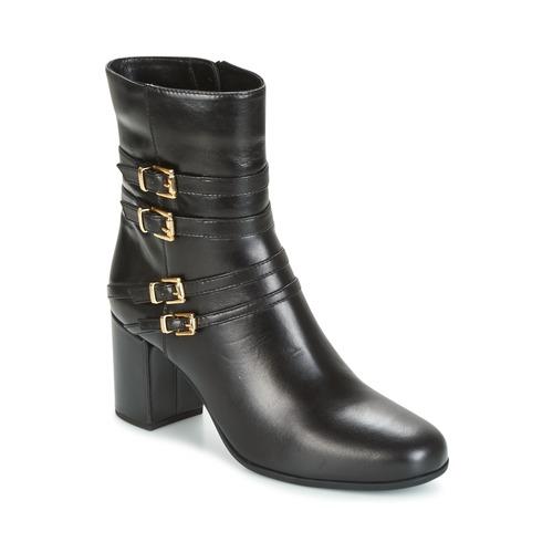 Zapatos de mujer baratos zapatos de mujer Zapatos especiales Unisa OPRA Negro