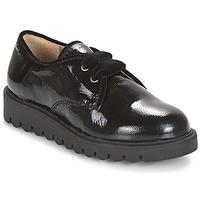 Zapatos Niña Derbie Unisa MICK Negro