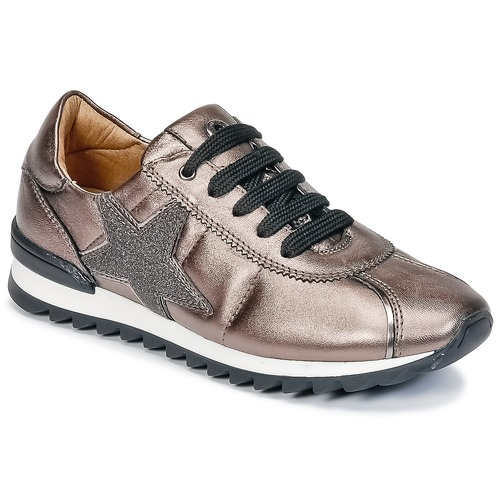 Zapatos Niña Zapatillas bajas Unisa DONYA Bronce
