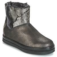 Zapatos Niña Botas de caña baja Unisa FIS Plata