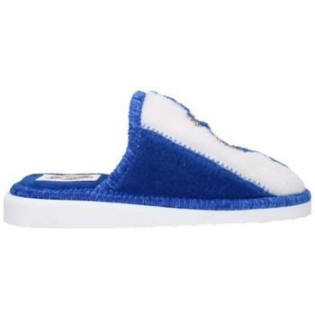 Zapatos Niño Pantuflas Andinas 790-90 Niño Blanco blanc