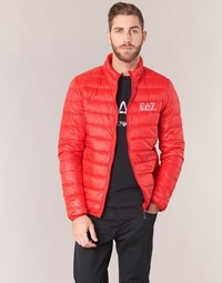 textil Hombre Plumas Emporio Armani EA7 TRAIN CORE ID DOWN LIGHT JKT Rojo