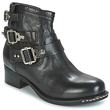 Zapatos Mujer Botas de caña baja Mimmu DIMA Negro