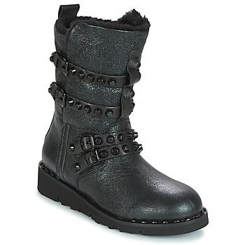 Zapatos Mujer Botas de nieve Mimmu BELLA Negro