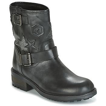 Zapatos Mujer Botas de caña baja Meline SCARPA Negro