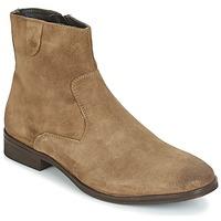 Zapatos Hombre Botas de caña baja Frank Wright EDISON Beige