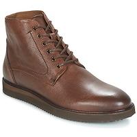 Zapatos Hombre Botas de caña baja Frank Wright DUANE Marrón