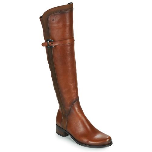 Dorking DULCE Camel - Envío gratis | ! - Zapatos Botas urbanas Mujer